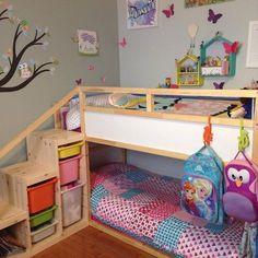 上下ひっくり返しても使える!IKEAのベッド『KURA』の驚きの活用法 | CRASIA(クラシア)