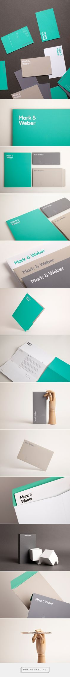 Mark & Weber on Behance - created via http://pinthemall.net