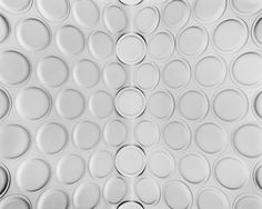Abstract Arrangements of Objects-4- paper plates