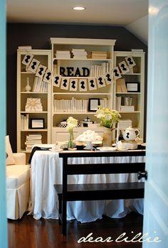 Dear Lillie: A Jane Austen Birthday Party