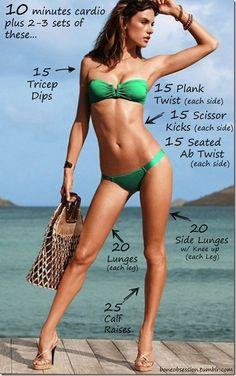 need to get bikini ready