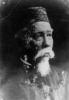 Portrait of photographer Kassian Cephas.   circa 1905