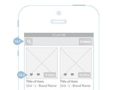 Mobile & Website Wireframe Examples Website Wireframe, Ui Ux, Graphic Design, Wireframe, Visual Communication