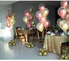 Pin by Rashauna Nichols on Demi's Garden Tea Birthday Party in 2019 Balloon Centerpieces, Balloon Decorations, Birthday Party Decorations, Baby Shower Decorations, Wedding Decorations, Tea Party Birthday, Sweet 16 Birthday, 16th Birthday, Balloon Flowers
