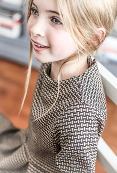 Lamantine AW15 - Lamantine is a beautiful collection of girls clothing with remarkable details created in Paris by Italian designer, Sabrina Vedeo. Like?