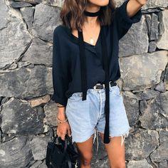 "Débora Rosa su Instagram: ""Le weekend ➰ #denimlover #summerdays #madeiraisland"""