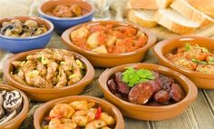 Vacanze poliglotte..es, andiamo in Spagna e proviamo las tapas!