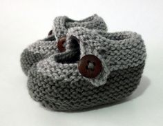 ANY colour/ colour combo. Hand knit double strap baby by MadeWise, $18.00
