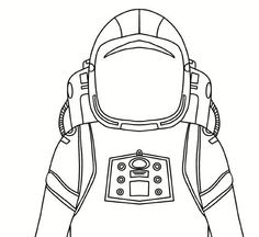 Sneak peek of our space coloring page for preK-5th grade