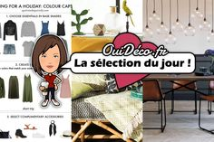 [Mlle. Lucie aime] Le best-of du jour   @FrenchyFancy @AptTherapy @sfgirlbybay @Arch2O @FrenchyFancy @AptTherapy @sfgirlbybay @Arch2O @monmaitrecarre @apairandaspare