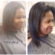this gal is really excited about her results taking It Works Hair Skin & Nails Call or text 520-840-8770 http://bodycontouringwrapsonline.com/hair-skinnails