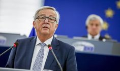 Juncker reveals his vision for a United States of Europe