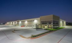 Ware Malcomb was the #architect for the 177,126 SF Northwest Crossings #Industrial Park project. Featured in #GlobeSt, this innovative, multi-tenant #warehouse building provides individual entrances to tenants. http://goo.gl/urgDHR #WMHouston #CommercialRealEstate #CRE