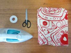 No-sew table runner materials