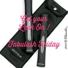 Fabulash Friday! with 3D Fiber Lashes ➕ www.youniqueproducts.com/PamKey