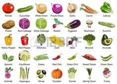 Coleção de 35 ícones Legumes
