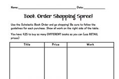 @Scholastic check out my Book Order Shopping Spree decimal activity! My 6th graders LOVED it!