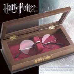 Harry Potter Replica Harry Potter´s Glasses   Captain Hook Merchandise