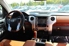 The 2015 Toyota Tundra near Charlotte has brought great changes with the new model year. Check out the sweet upgrades! http://www.toyotaofnorthcharlotte.com/research/2015/2015-toyota-tundra.htm