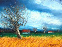 Gallerie Züger- James Scoppettone: Landscapes