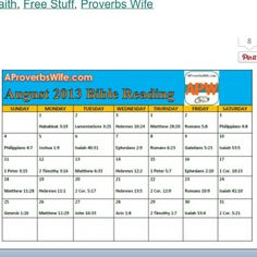 August Study
