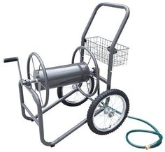 online shopping for Industrial 2 Wheel Steel Hose Reel Cart Liberty Garden from top store. See new offer for Industrial 2 Wheel Steel Hose Reel Cart Liberty Garden