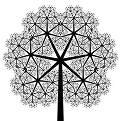Fractal tree.