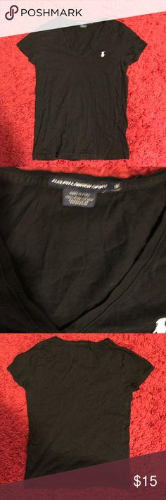 Ralph Lauren SPORT black short sleeve shirt size M Ralph Lauren SPORT black short sleeve shirt size M Ralph Lauren Tops Tees - Short Sleeve