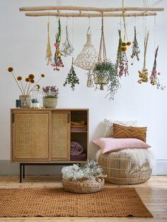 Leiter La Redoute interiores - Best Home Deco Deco Boheme, Bedroom Vintage, Vintage Home Decor, Home And Deco, My New Room, Interiores Design, Boho Decor, Boho Diy, Art Decor