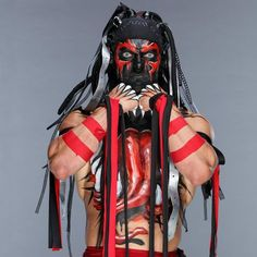 Exclusive photos of The Demon that Finn Bálor unleashed at SummerSlam Wrestling Stars, Wrestling Videos, Wrestling Wwe, Wrestling Rules, Roman Reigns Wwe Champion, Wwe Superstar Roman Reigns, Finn Balor Demon King, Japanese Wrestling, Wwe Raw And Smackdown
