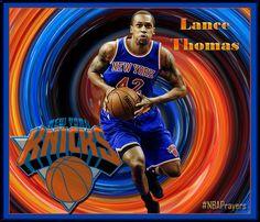 NBA player edit - Lance Thomas