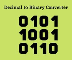 Decimal To Binary Converter #technovichar #decimal #binary #number #tools #webdevelopment #nodejs #expressjs #api #gmail #windows #converter #java #javascript #decimalnumbersystem #whatisdecimalnumber #whatisbinarynumber #binarynumbersystem Decimal Number, Interesting Information, Java, Windows, Tools, Writing, Instruments, Being A Writer, Ramen