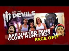 Are Manchester United Fans Glory Hunters? | KSI vs comedian Ian Smith - ROUND 1 OF 3 | DEVILS FACE OFF! EP3
