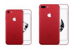 Kırmızı iPhone 7 ve iPhone 7 Plus AIDS konusundaki farkındalığı artıracak  http://www.teknoblog.com/kirmizi-iphone-7-red-fiyati-ozellikleri-144233/