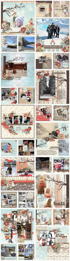 {Winter Frost} Digital Scrapbook Collection by Magical Scraps Galore, available at Gingerscraps and The Digichick http://store.gingerscraps.net/Winter-Frost-collection.html http://www.thedigichick.com/shop/Winter-Frost-bundle.html #magicalscrapsgalore