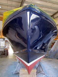 Alwgripped Hull on a Tripp Angler Boat Restoration Boat Marina, Cruiser Boat, Center Console Boats, Boat Restoration, Boat Projects, Boat Stuff, Motor Boats, Boat Plans, Wooden Boats
