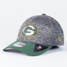 New Era NFL 9 Forty Cap Green Bay Packers équipe Réglable Casquette spécial Couleur TOP