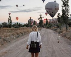 Hot air balloons in Turkey: heres how to experience them