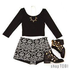 Black & White At It's Finest