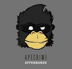 ApeCrime... Album: Affenbande
