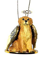 golden retriever angel christmas ornament from dogstuffcom one of our most popular