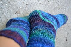 Ravelry: How I Make My Socks pattern by Susan B. Anderson