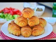 Puf Puf Kabaran Sodalı Katmer Börek ( Hazır yufkadan,el açması tadında bir lezzet) - YouTube