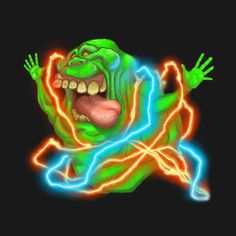 Check out this awesome 'Catch+the+slimer' design on @TeePublic!