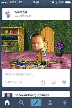 Tumblr loves Leo