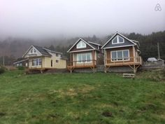 Check out this awesome listing on Airbnb: Ocean Front Cottage, Yachats, OR in Yachats