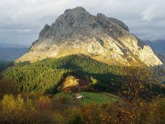Monte Untzillaitz, Bizkaia