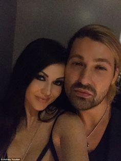 Porn star Kendall Karson files lawsuit against ex David Garrett over 'abusive relationship' | Daily Mail Online