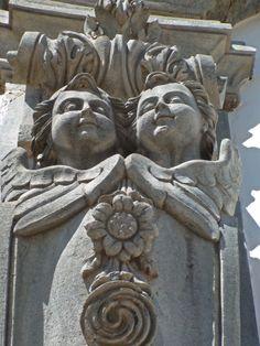 Santuário do Bom Jesus de Matozinhos, Congonhas, Minas Gerais, Brasil.