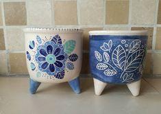 Pottery Painting, Pottery Vase, Ceramic Pottery, Ceramic Clay, Ceramic Bowls, Flower Vases, Flower Pots, Glaze Paint, Play Clay